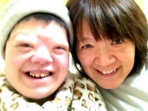 後藤カウンセラーと長女